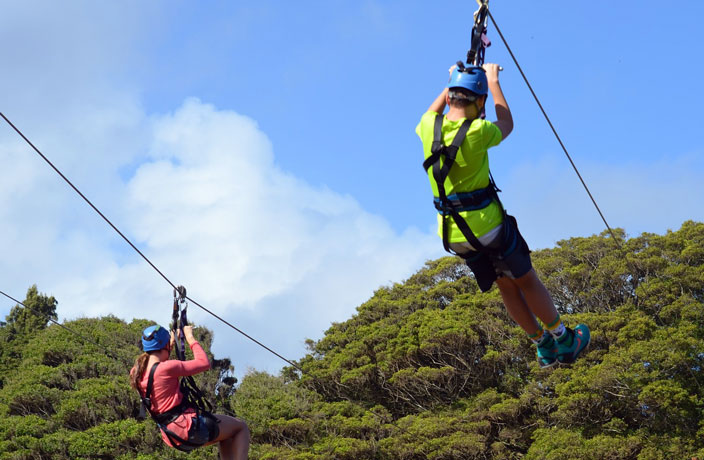 China's Longest Zip Line is Now Open in Guangzhou
