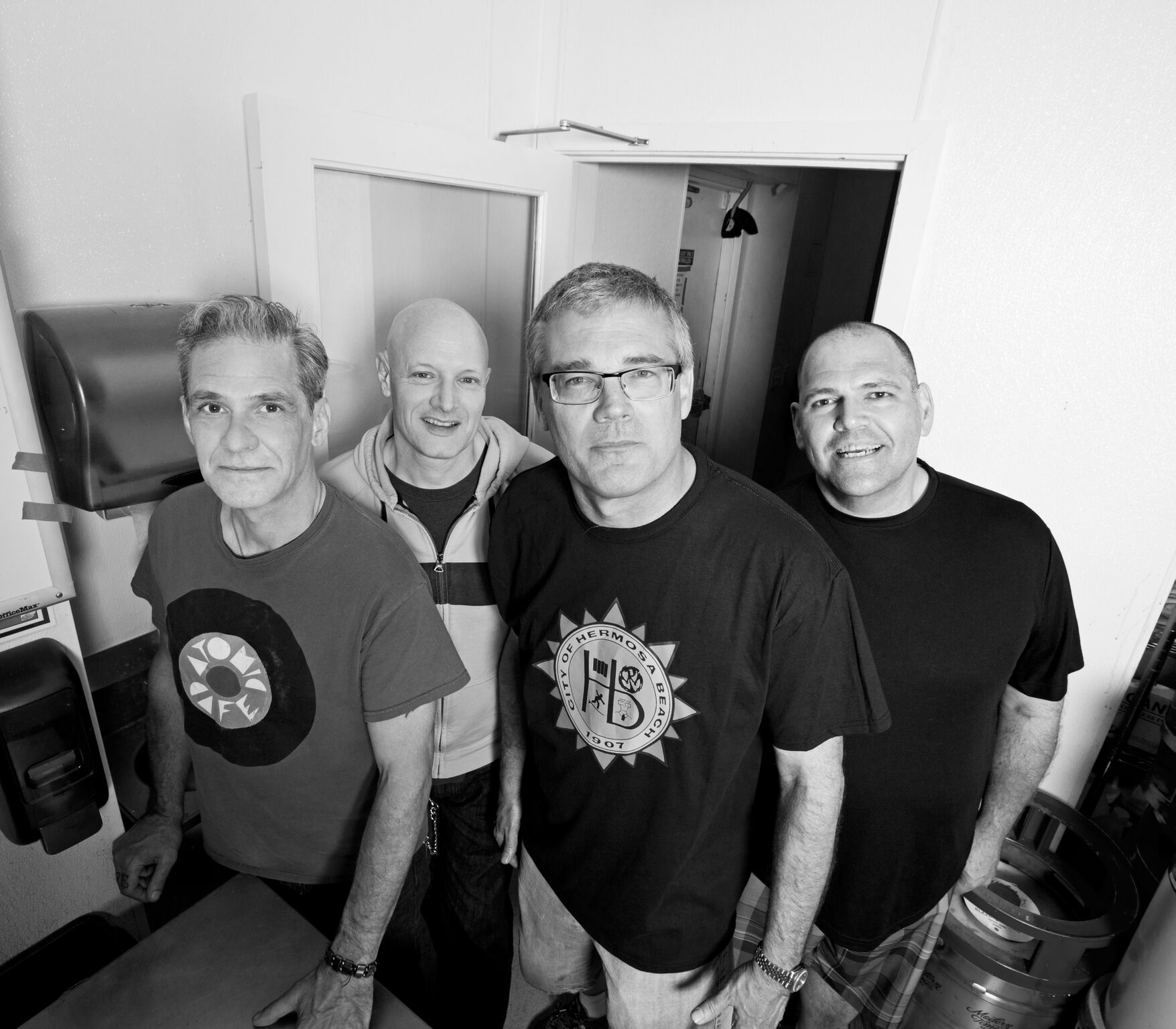 Descendents' Milo Aukerman, the Atypical Academic Face of Punk – That's  Beijing