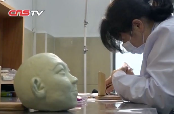WATCH: 3D Printer Reanimates the Dead in Guangzhou