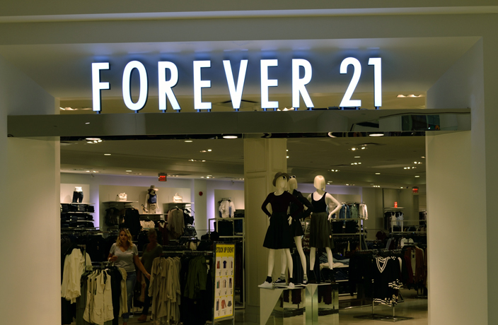 Forever 21 Closes Online Stores in China. Could Physical Locations Be Next?
