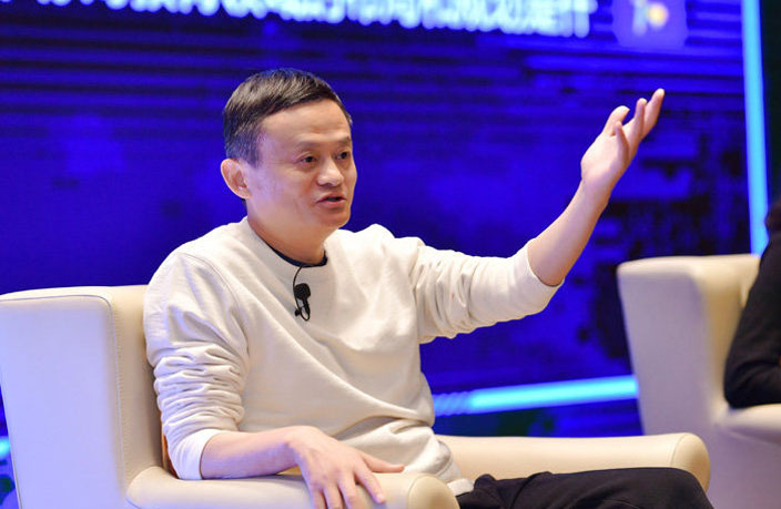Alibaba Employees Should Work 12-Hour Days: Jack Ma