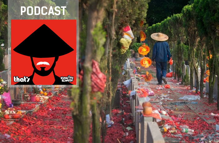 KFK Podcast: Tomb Sweeping Festival and Bike Accidents