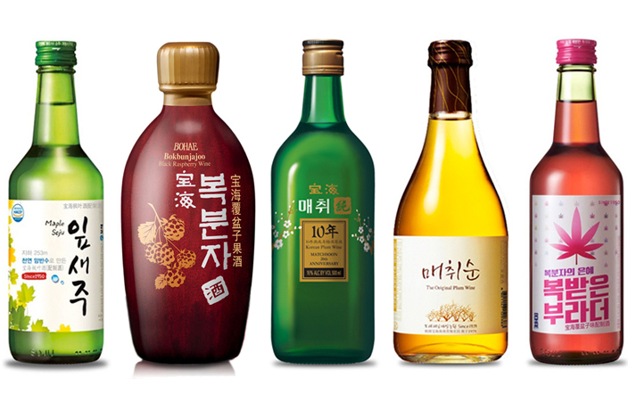 5 Korean Drinks You Need to Try