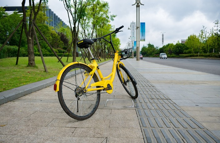 Goodbye Ride On A Dime: Beijing Bike-Sharing Services Get Pricier