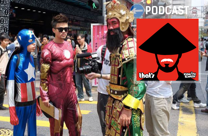 KFK Podcast: Avengers-Mania and Beijing's Pyramid Scheme
