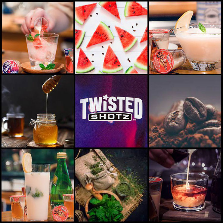 Twisted Shots