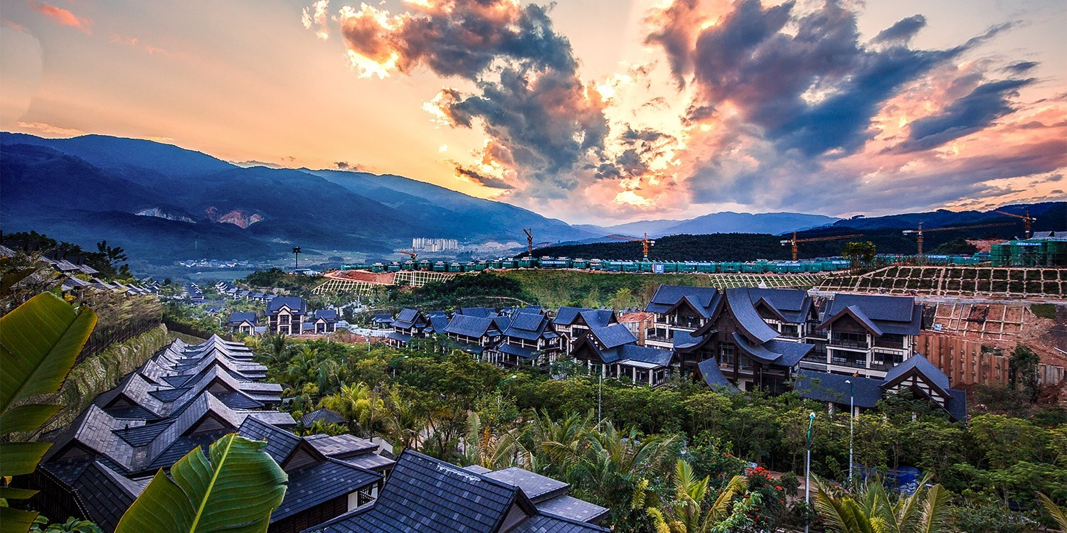 South Yunnan Luxury Villa Package