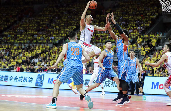 Guangdong Southern Tigers Win 9th CBA Title in Finals Sweep