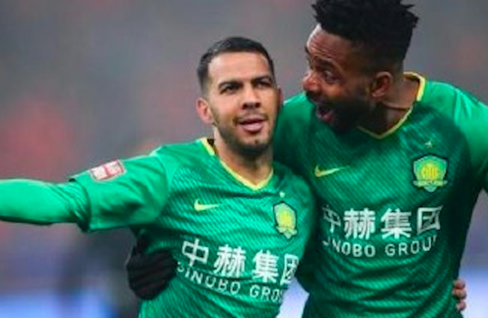 WATCH: Unbeaten Beijing Beat Rivals Guangzhou to Go 5 Points Clear in CSL