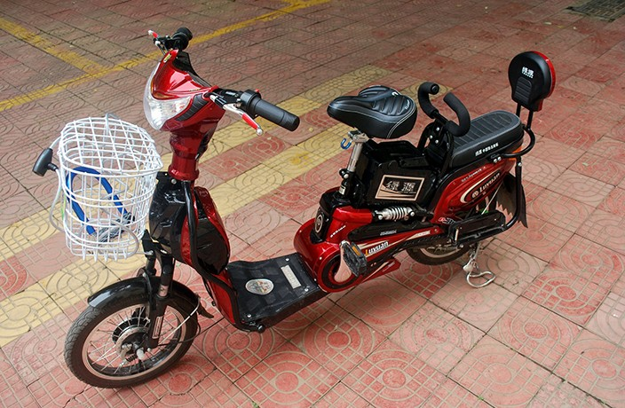 Beijing Urges Citizens to Register Their E-Bikes with Hefty Fines