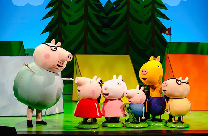 Get Your Tickets to See Peppa Pig Live! in Shanghai