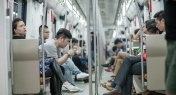 Eating, Drinking on Beijing Metro Now Impacts Social Credit