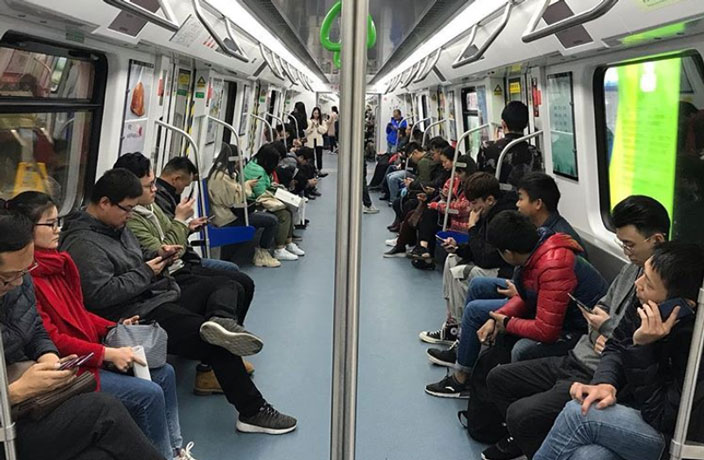 Shenzhen Metro Pilots 5G Communication Technology