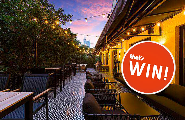 WIN! Free-Flow at The Bull and Claw Sundowners