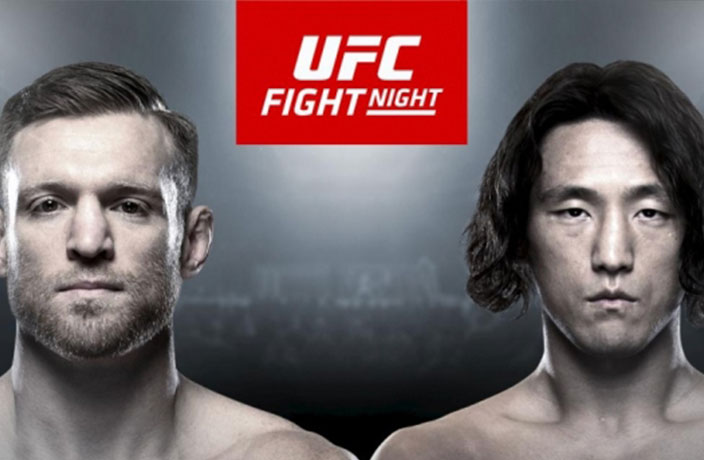 Match Announced for UFC Fight Night