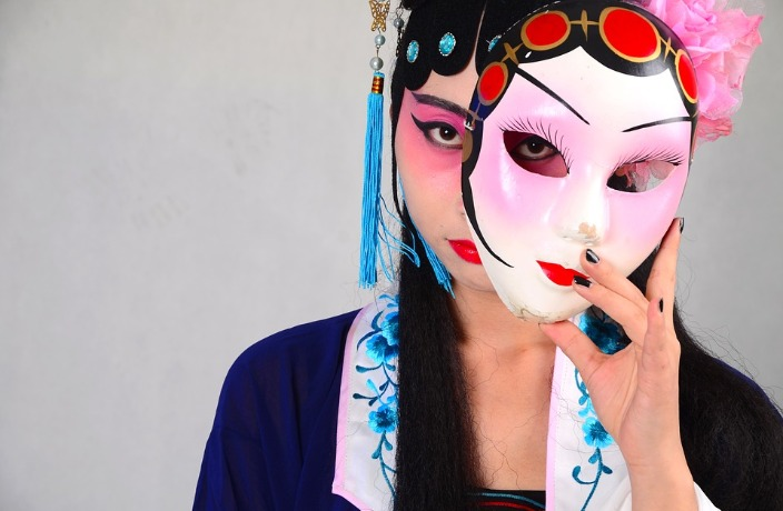 Understanding The Hand Gestures And Face Masks Of Chinese Opera Thatsmags Com