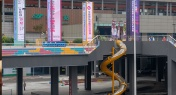 Woohoo! You Can Exit This Chongqing Subway via a Slide