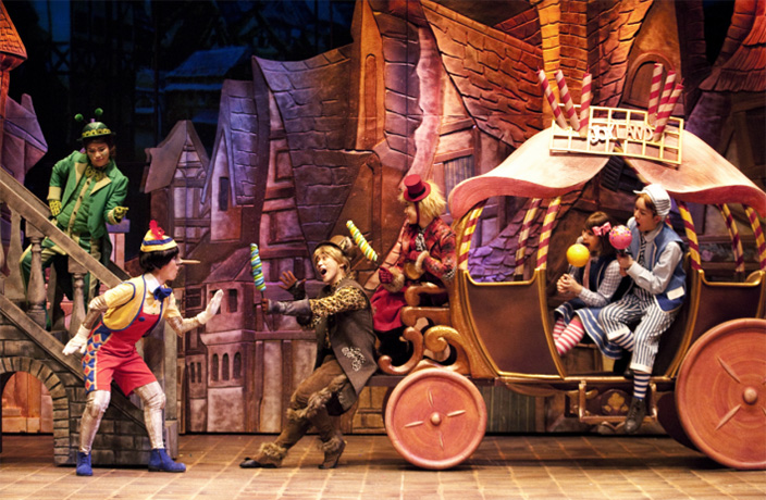 Get Your Tickets to See This Thrilling Performance of Pinocchio in Shanghai