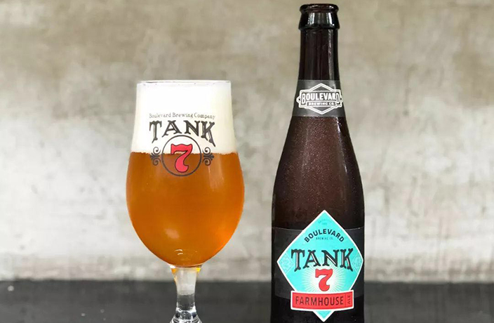 Brew Review: Tank 7 Farmhouse Ale from Boulevard Brewing Co.