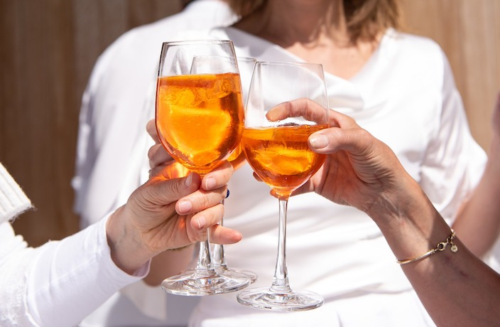 In Defense of the Aperol Spritz