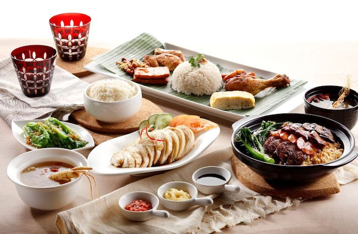 Celebrate Singapore's National Day with an Authentic Buffet