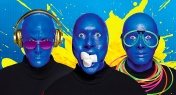 The Blue Man Group Is Coming to Shanghai!