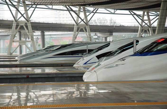 China Expecting 720 Million Passenger Railway Trips This Summer