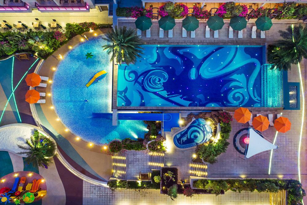 Sanya Pool