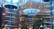 Spiral Slides Deliver Your Food at this Shenzhen Eatery