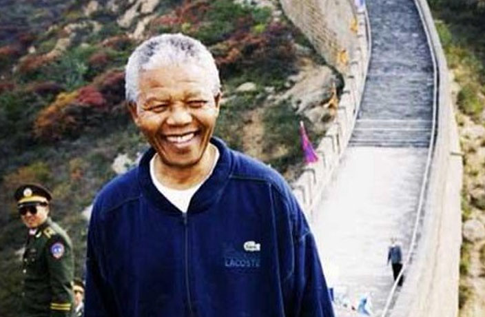 This Day in History: Nelson Mandela's Changing Relationship with China