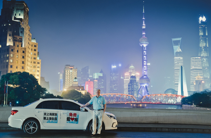 This American Reporter Drove a Taxi in China for Years, Here's His Story
