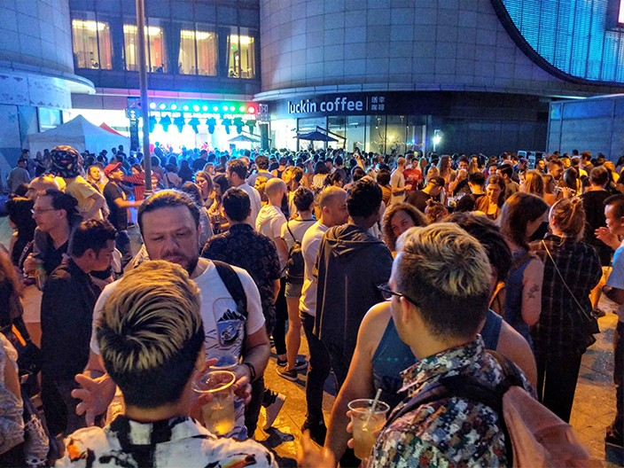 Last Chance to Get Tickets for FoodNations' Street Food & Beer Festival