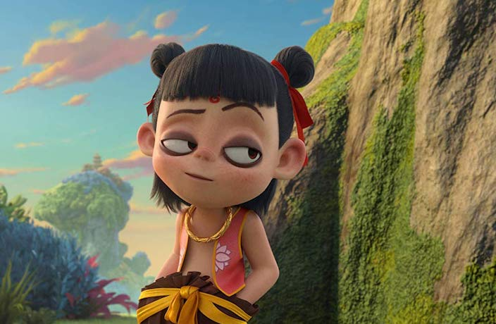 'Nezha' Becomes China's Highest-Grossing Animation Ever