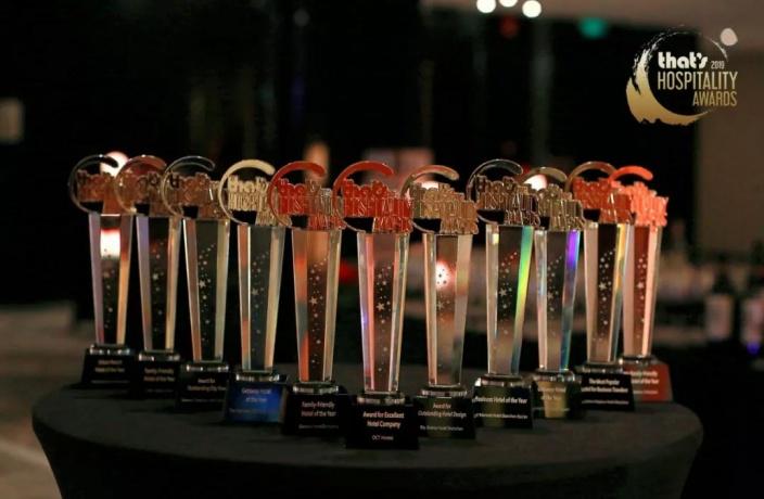 OCT Wins Big at Hospitality Awards