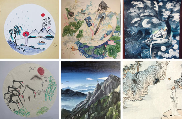 You're Invited to Our Chinese Poetry Illustration Contest Awards