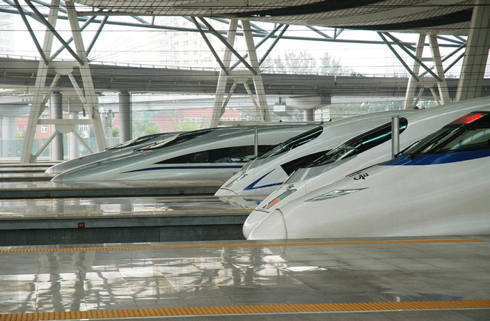5G Coming to GZ-SZ-HK High-Speed Railway