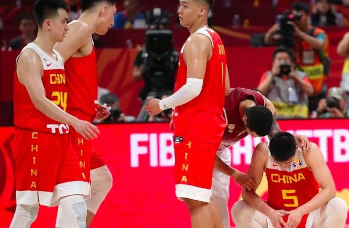 China Ousted in 1st Round After Disappointing FIBA World Cup Showing