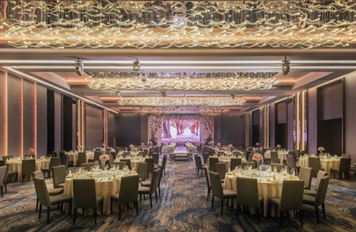 Celebrate Your Year with a Banquet at Amara Signature Shanghai