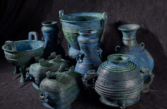 Ancient Chinese Cultural Relics Repatriated from Japan