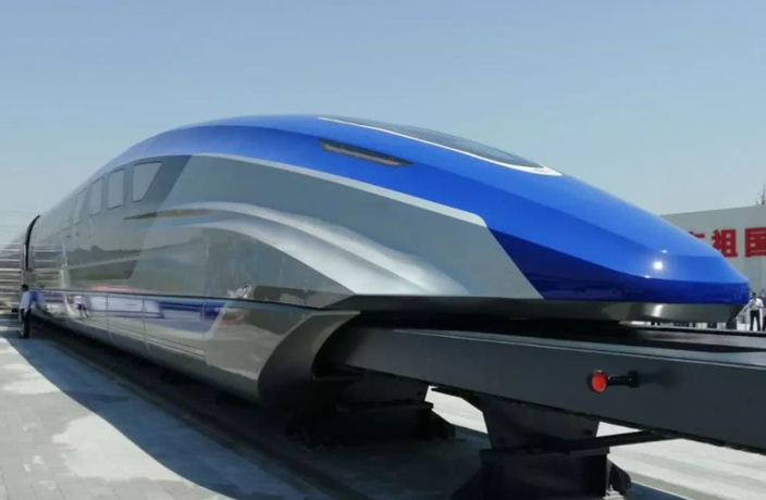 Maglev Train to Cut Guangzhou-Wuhan Journey to 2 Hours