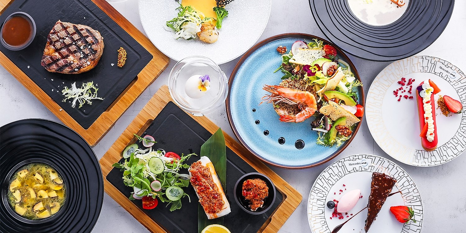 Mercedes Me Beijing Dining Deal