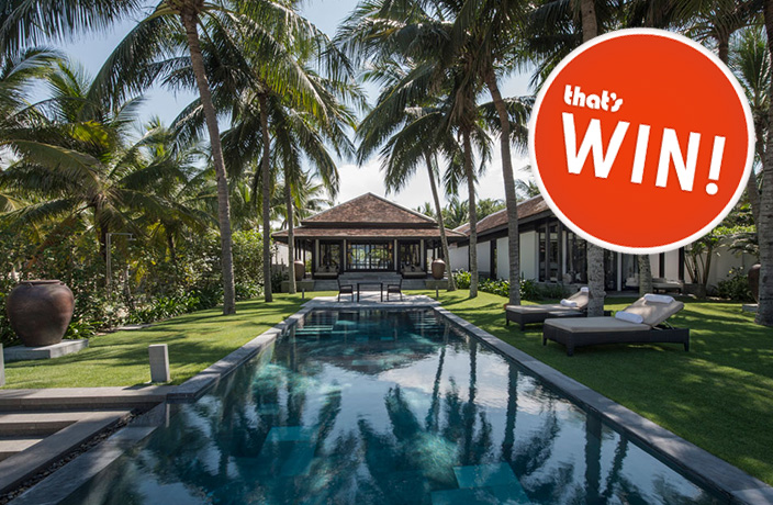 WIN! 2-Night Stay at Four Seasons Nam Hai Resort in Vietnam