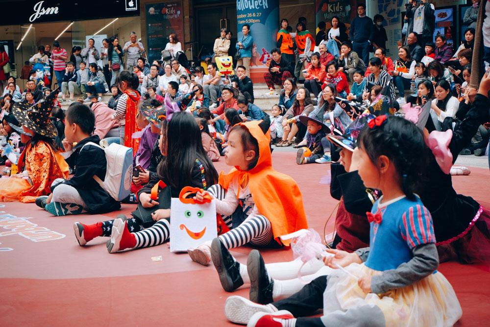 Urban Family Kids Halloween