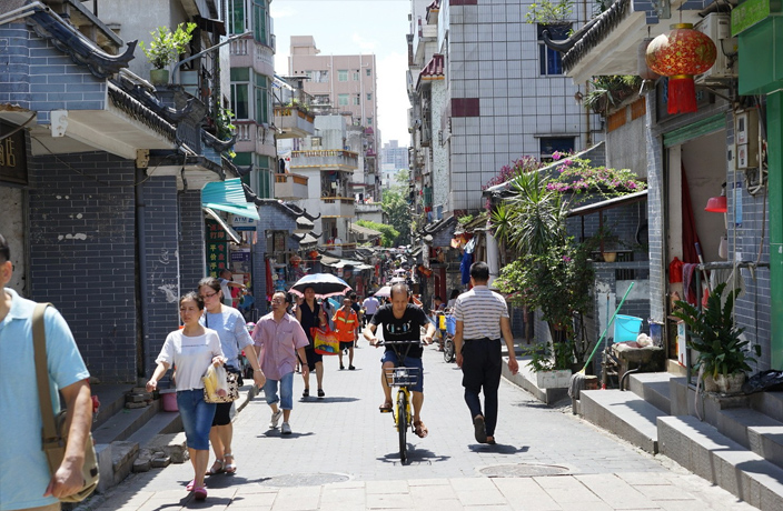 7 Urban Villages to Be Revitalized in Shenzhen