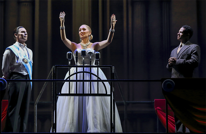 Tickets for Acclaimed Musical 'Evita' in Suzhou are On Sale Now!
