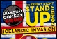 Stand Up Comedy: Icelandic Invasion