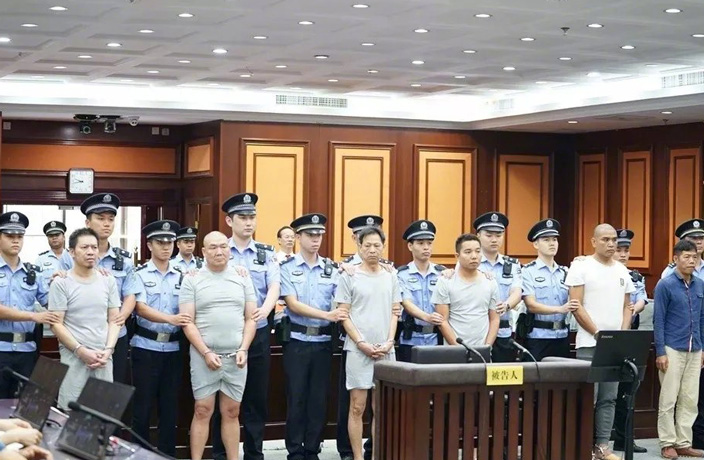 6 Men Jailed after Assassination Plot Goes Horribly Wrong in China
