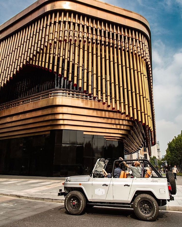 Shanghai Insiders Jeep Tour