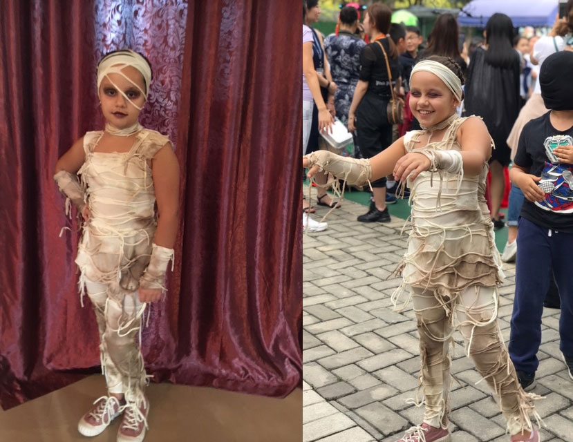 Vote for China's Best 2019 Halloween Costume