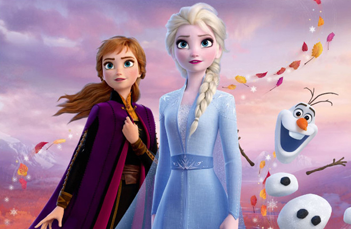 Your Kids Will Love This Magical 'Frozen' Exhibition in Shanghai